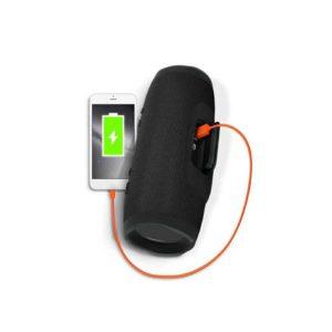 Αδιάβροχο Ηχείο Bluetooth Φορητό και USB Φορτιστής