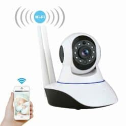 Ασύρματη IP WiFi Κάμερα HD με Αισθητήρα Κίνησης
