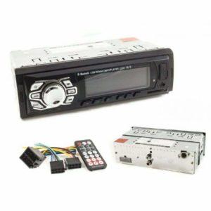 Mp3 Player Αυτοκινήτου με Ραδιόφωνο Υποδοχές USB και Κάρτα SD