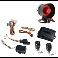 Συναγερμός Αυτοκινήτου με Αντικραδασμική Λειτουργία Car Alarm System