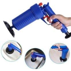 Συσκευή Απόφραξης Υψηλής Πίεσης για Αποχετεύσεις & Σωληνώσεις - Αποφρακτικό Πιστόλι